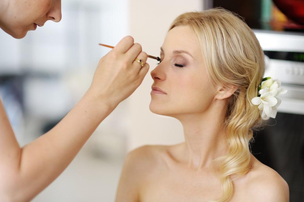 Kosmetik in Neustadt - Make-Up Hochzeits-Make-Up